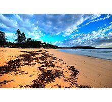 Palmie - Sydney Beaches - Palm Beach, - The HDR Series - Sydney,Australia Photographic Print