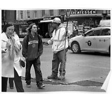 New York Street Photography 34 Poster