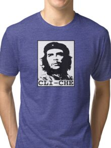 Cli-Che Tri-blend T-Shirt