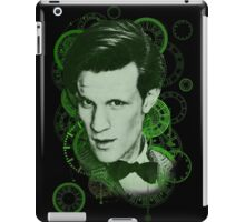 Clockface Doctor iPad Case/Skin