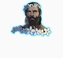 Flower Crown - Blackwall Unisex T-Shirt