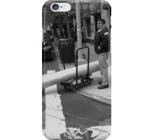 New York Street Photography 37 iPhone Case/Skin