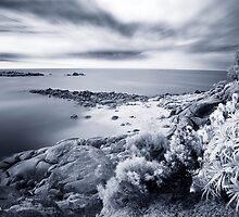 Horseshoe Bay, Port Elliot, S.A, Australia by Anna Lisa Vegter