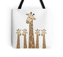 GIRAFFE PORTRAITS Tote Bag