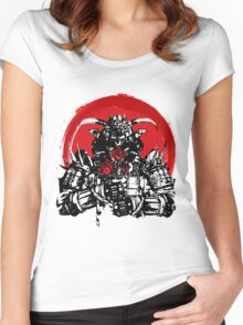 Rose Warrior Women's Fitted Scoop T-Shirt