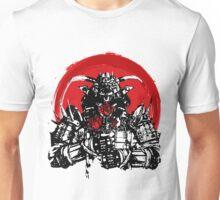 Rose Warrior Unisex T-Shirt