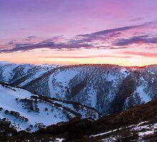 Mount Hotham, Victoria, Australia by Anna Lisa Vegter
