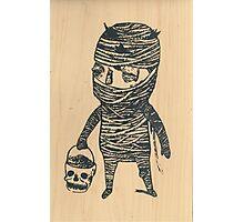 Mummyboy Photographic Print