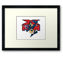 Psylocke of the X-MEN Framed Print