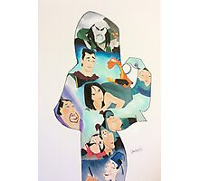 Mulan  Photographic Print