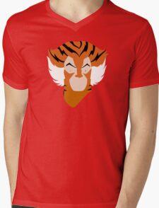 Tygra Mens V-Neck T-Shirt