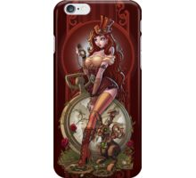 The Time Keeper iPhone Case/Skin