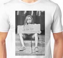 """Children of Tomorrow: Homeless Project"" Unisex T-Shirt"