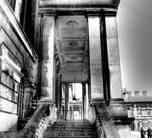 Steps to the Painted Hall by Karen Martin IPA