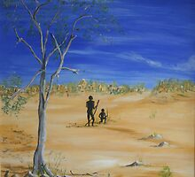 Walkabout by Linda Ridpath