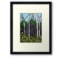 Sacred Earth Framed Print