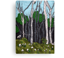 Sacred Earth Canvas Print