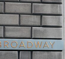 Broadway Bricks by ActualSpiderman