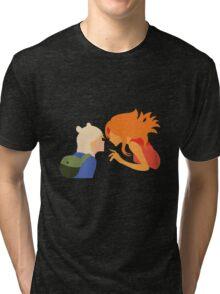 Finn & Flame/A Spark Tri-blend T-Shirt