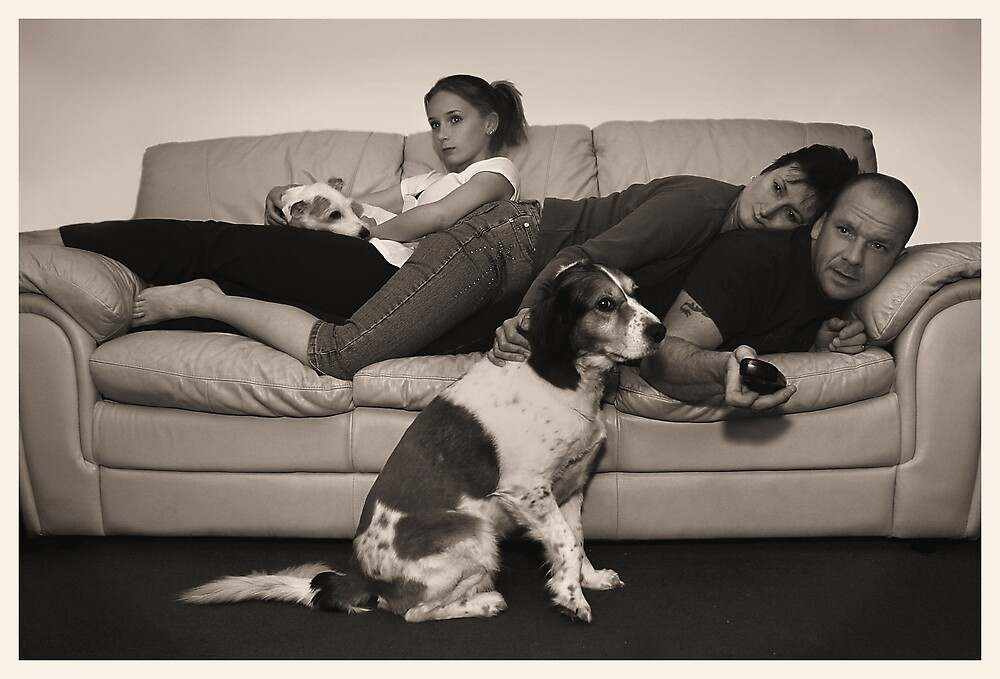 Family portrait by goodie