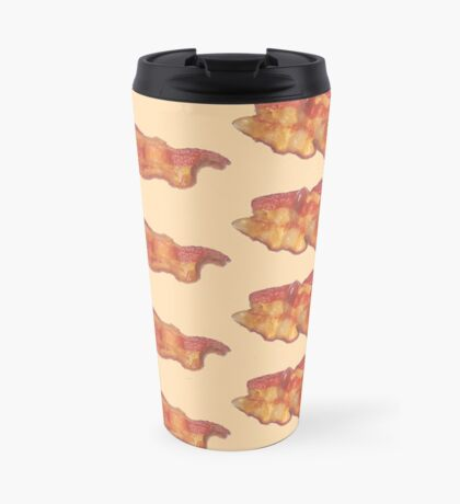Bacon Bacon Bacon Travel Mug