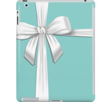 Tiffany Blue Box iPad Case/Skin