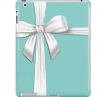 Tiffany Blue Box iPad Case/Skin