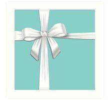Tiffany Blue Box Art Print