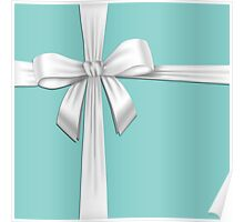 Tiffany Blue Box Poster