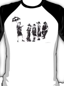 Wear this Ink Wash on Wednesdays T-Shirt