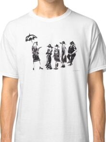 Wear this Ink Wash on Wednesdays Classic T-Shirt