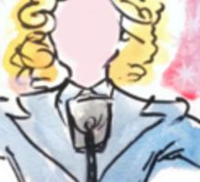 Fraulein Elsa's Turn Sticker