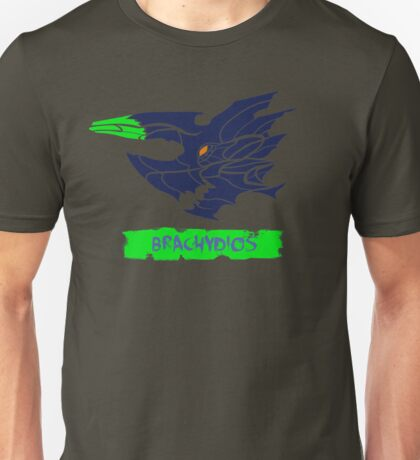 The Crushing Wyvern Unisex T-Shirt