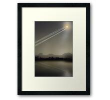 3709 Framed Print