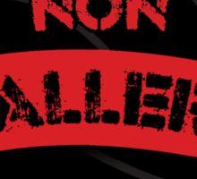 Non Ballers Association Sticker