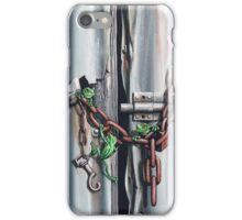 The Chain Gang iPhone Case/Skin