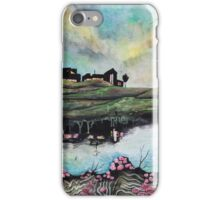 Landscape Reflected in Water iPhone Case/Skin