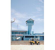 Sand Guards. Photographic Print