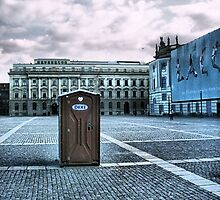 Magic Box by metronomad