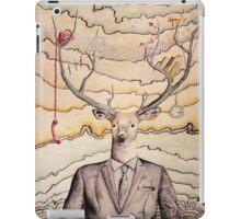 Work/Play Deer iPad Case/Skin