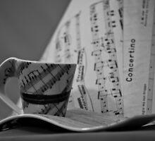 A Taste of Music by EmleRosencrance
