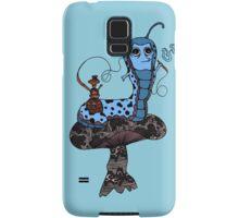 Hookah Smoking Catterpillar V3.0 Samsung Galaxy Case/Skin