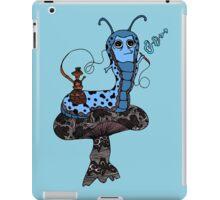 Hookah Smoking Catterpillar V3.0 iPad Case/Skin