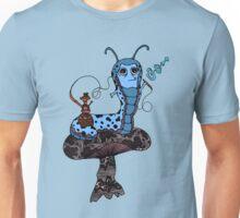 Hookah Smoking Catterpillar V3.0 Unisex T-Shirt