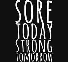 Sore Today Strong Tomorrow Tank Top