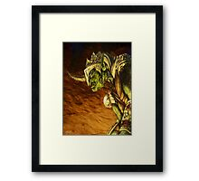 Bolg the Goblin King Framed Print