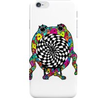 Warp Monster iPhone Case/Skin