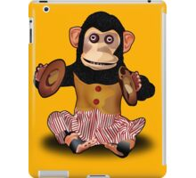 Clapping Monkey iPad Case/Skin