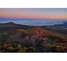 Mauna Kea Majesty Photographic Print