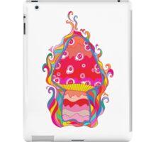 Psychedelic Mushroom iPad Case/Skin